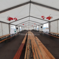Модульный шатёр в аренду Multiflex