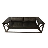 Прокат чёрного дизайнерского дивана