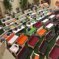 "Аренда дизайнерской мебели от компании ""Мир Проката"""