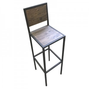 Барный loft стул