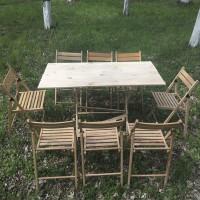 Прокат складного стола №2