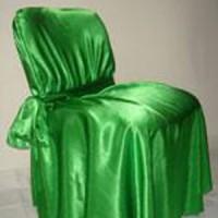 Чехол на стул голубой,желтый,зеленый,красный