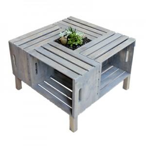 Loft-стол - столы из поддона на прокат | Мир проката