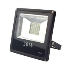Led  - фонарь 20W