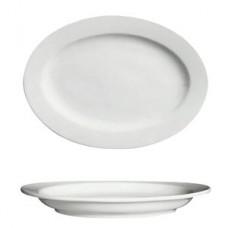 Овальное блюдо