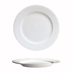 Тарелка плоская